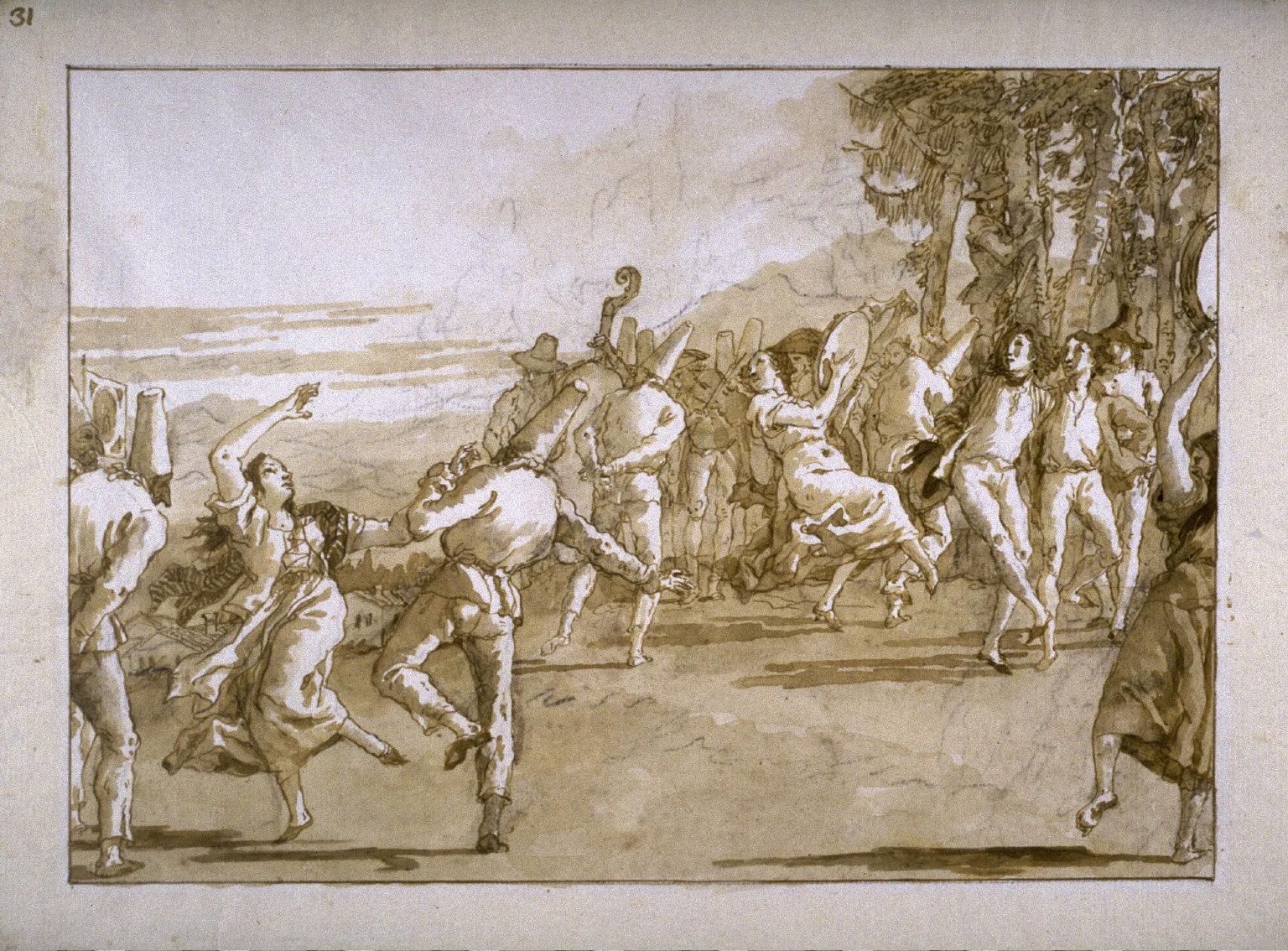 La Furlana, no. 31 from the series Divertimento per gli ragazzi (Entertainment for Children)