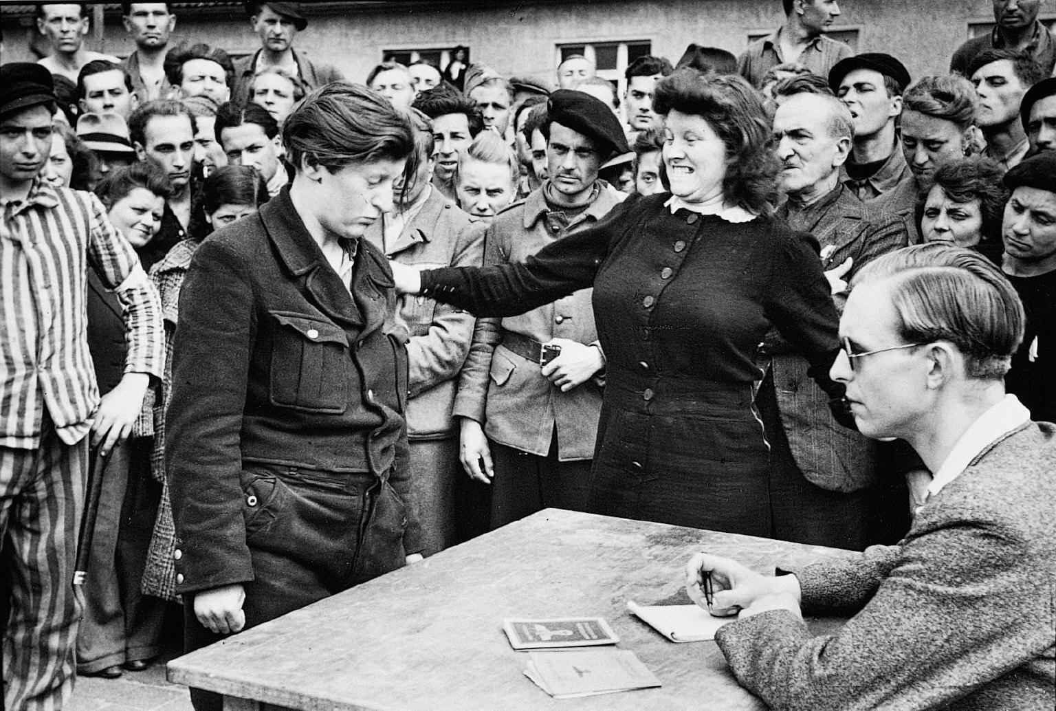 Dessau: Exposing a Gestapo Informer