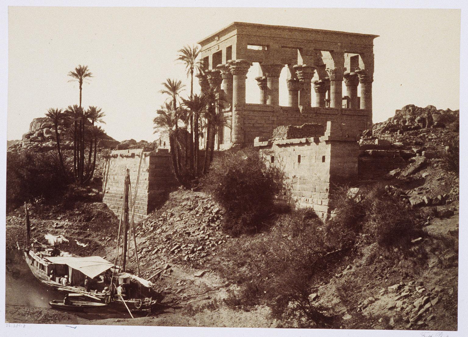 Pharaoh's Bed, Island of Philae