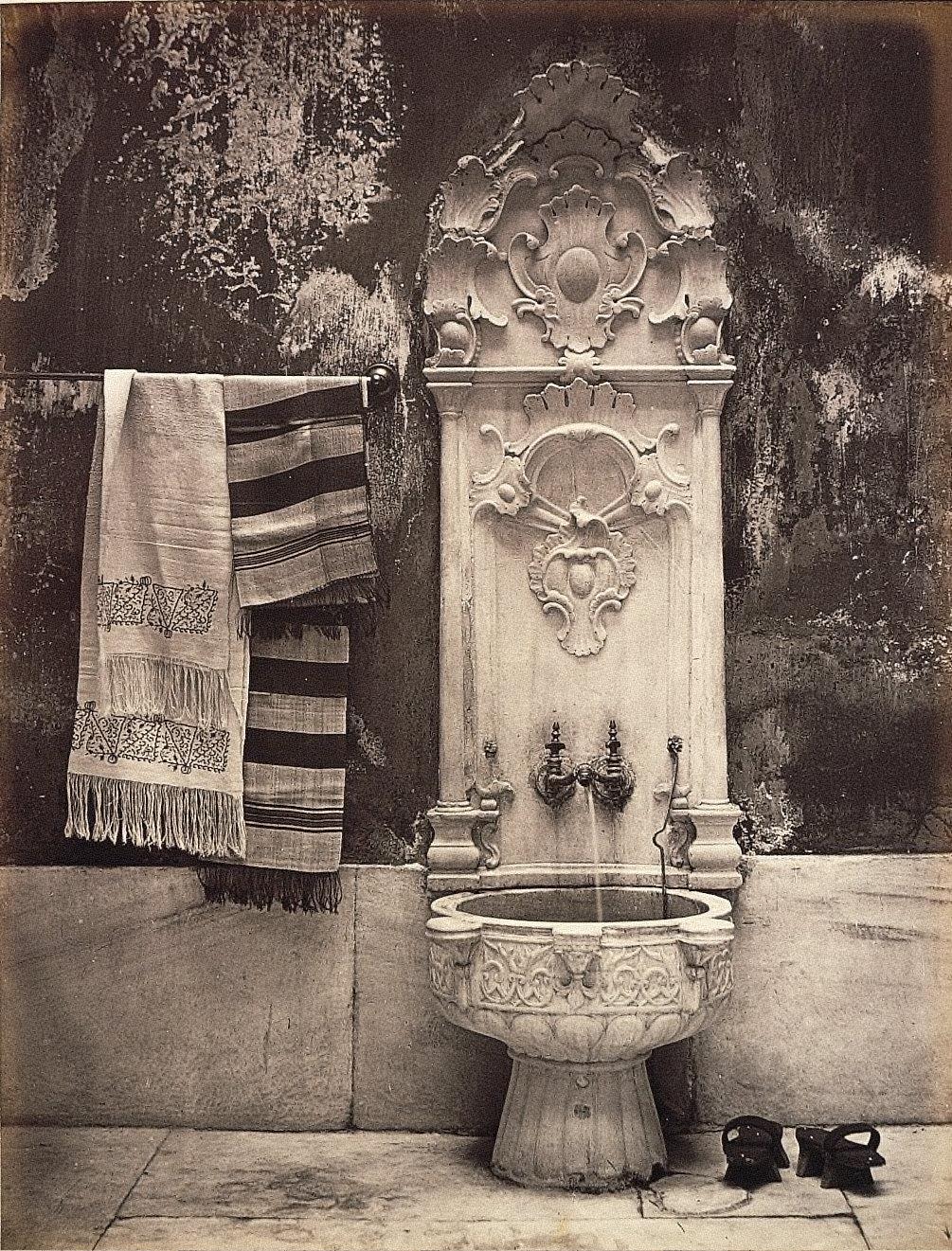 Bain turc (vieux Serail)
