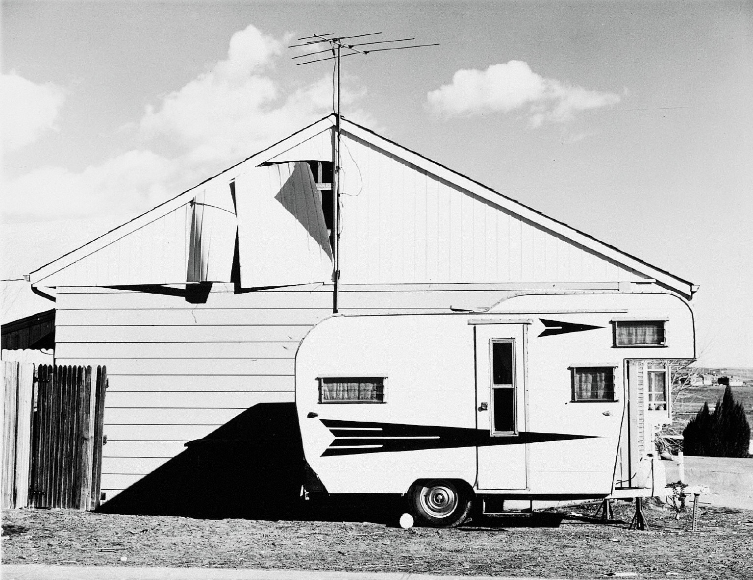 Tract house, Westminster, Colorado