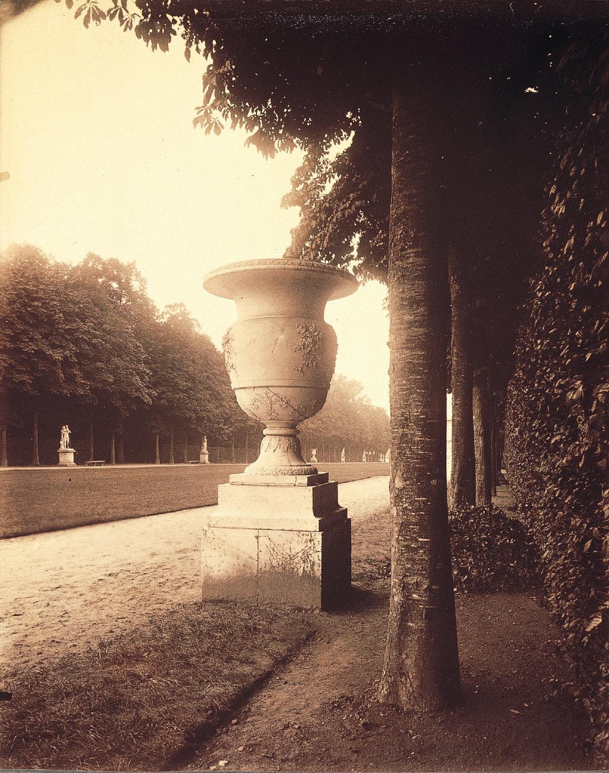 Versailles, coin de parc