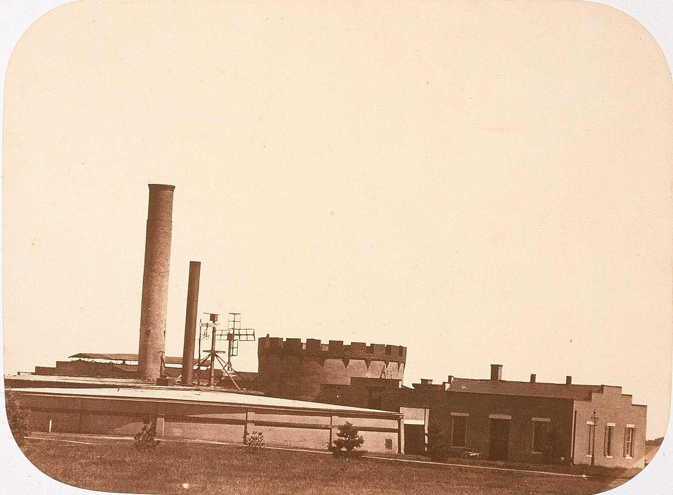 Gas and Steam Works, U. S. Naval Academy