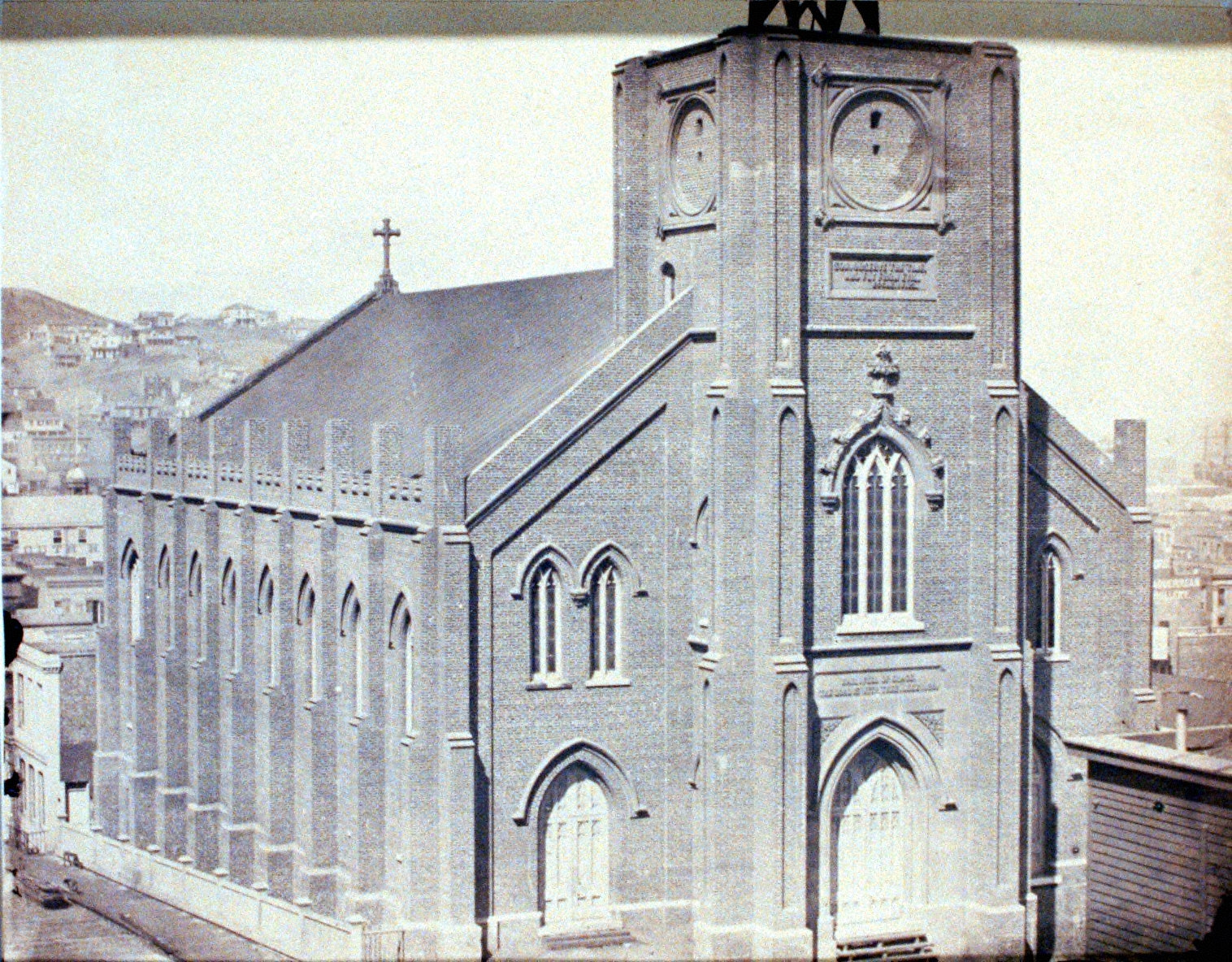 The Cathedral, (St. Mary's Church.)