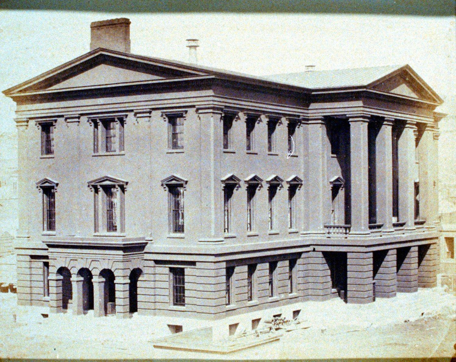 The Custom House.