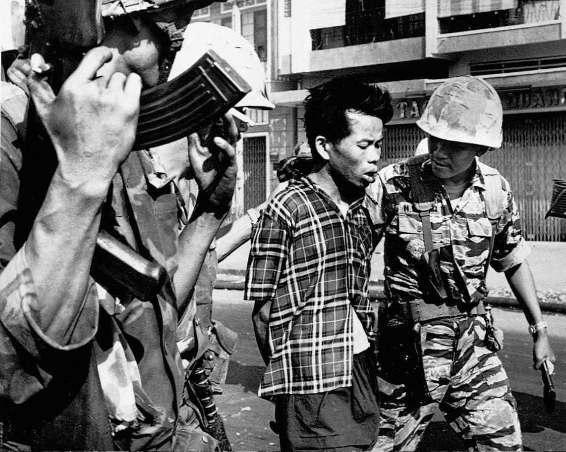 Vietcong Arrested