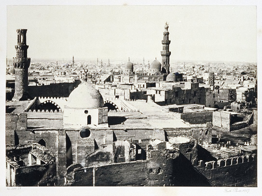 Cairo- From the East