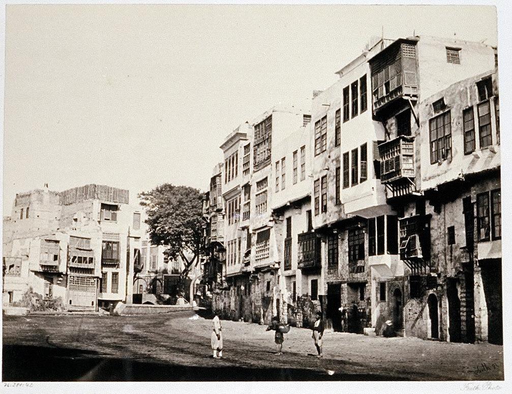 The Ezbekeeyeh, Cairo