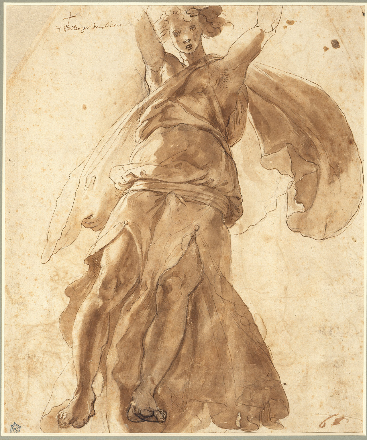 Dancing Figure and Dancing Figure and Other Studies