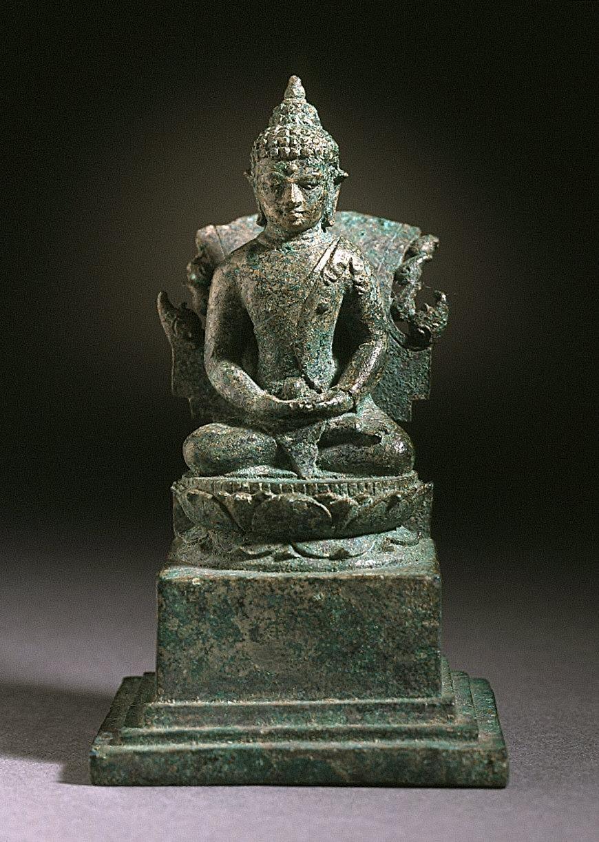 Buddha Bhaishajyaguru (?)