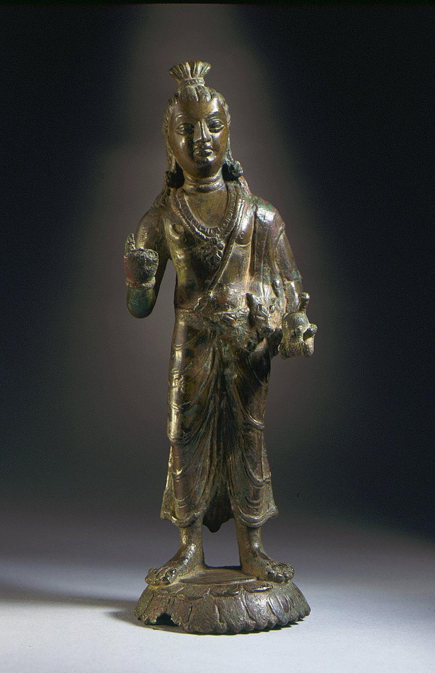 The Bodhisattva Avalokitesvara
