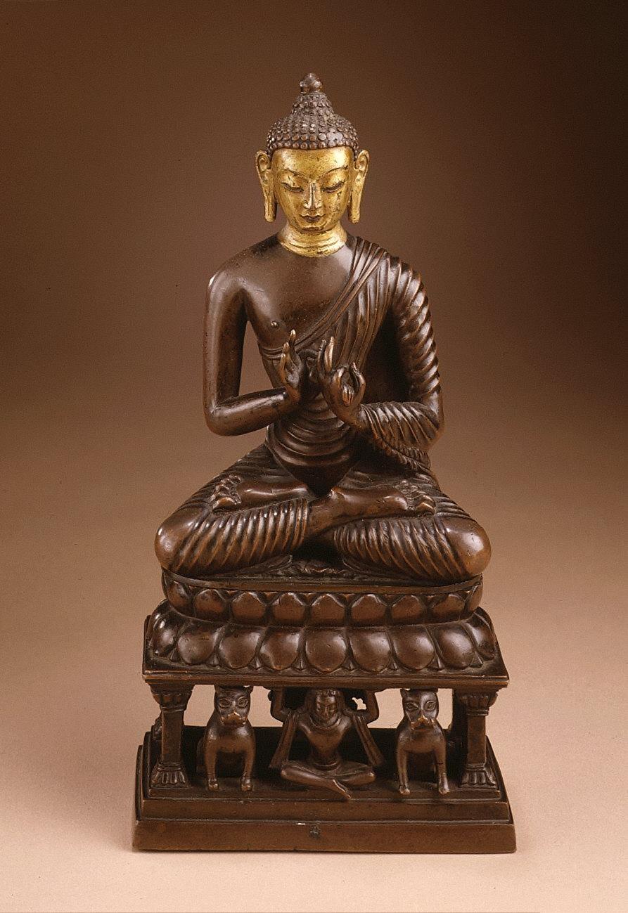A Preaching Buddha