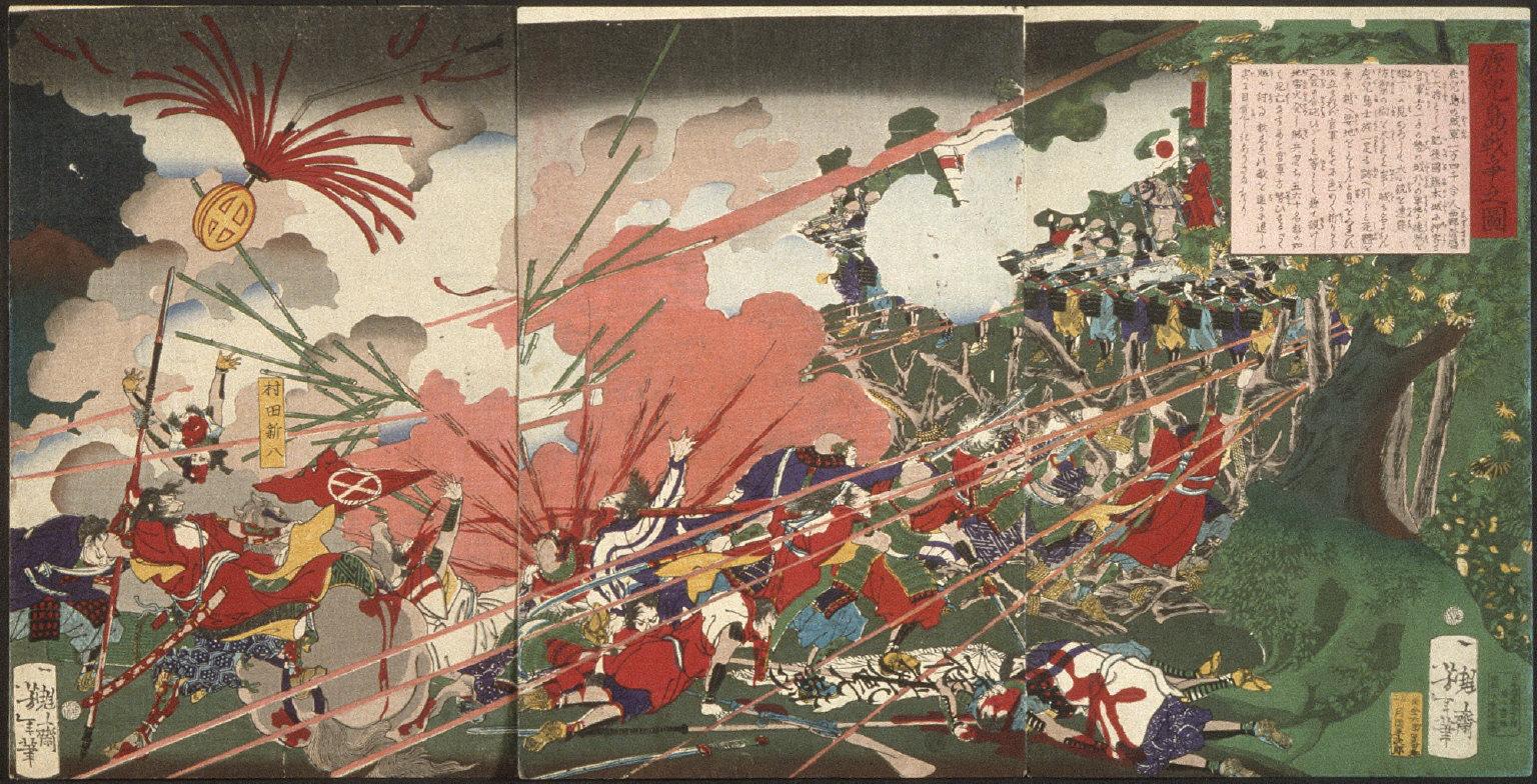 The War at Kagoshima