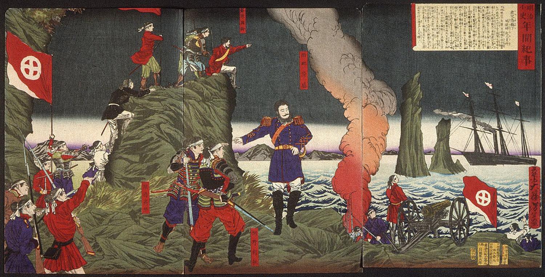 Annals of the Meiji Period
