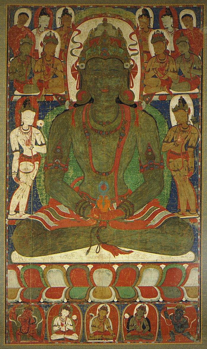 The Buddha Amitayus