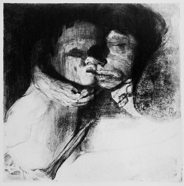Tod, Frau und Kind