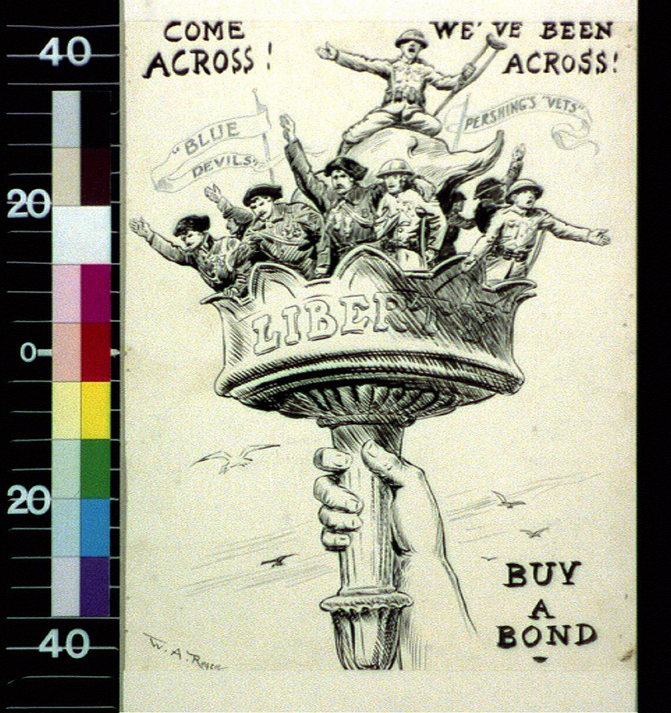 Buy a Liberty Bond to-day!