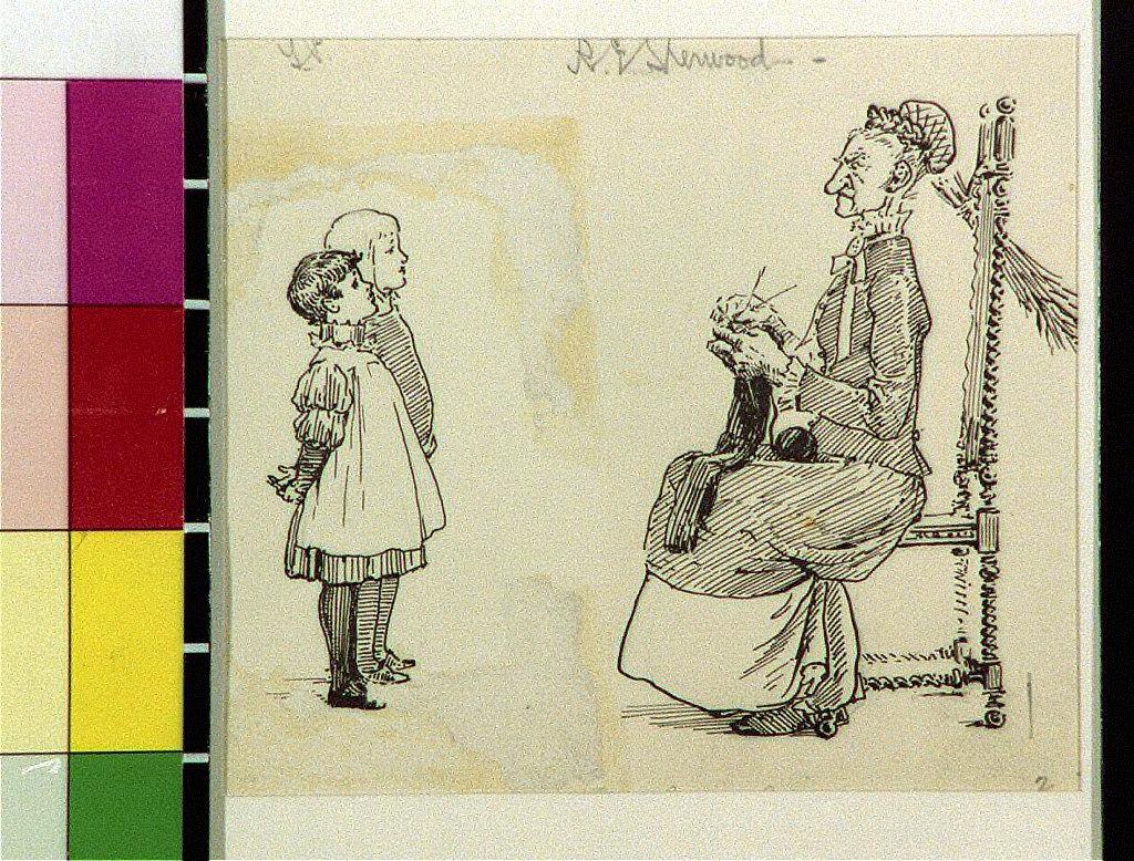 The children and von Nipkin
