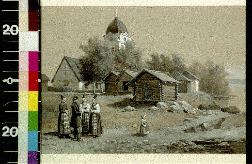 Rattvik church