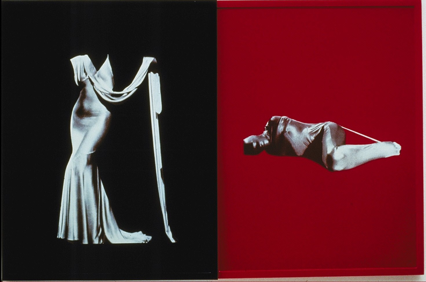Figures from the series 'Objects of Desire I'