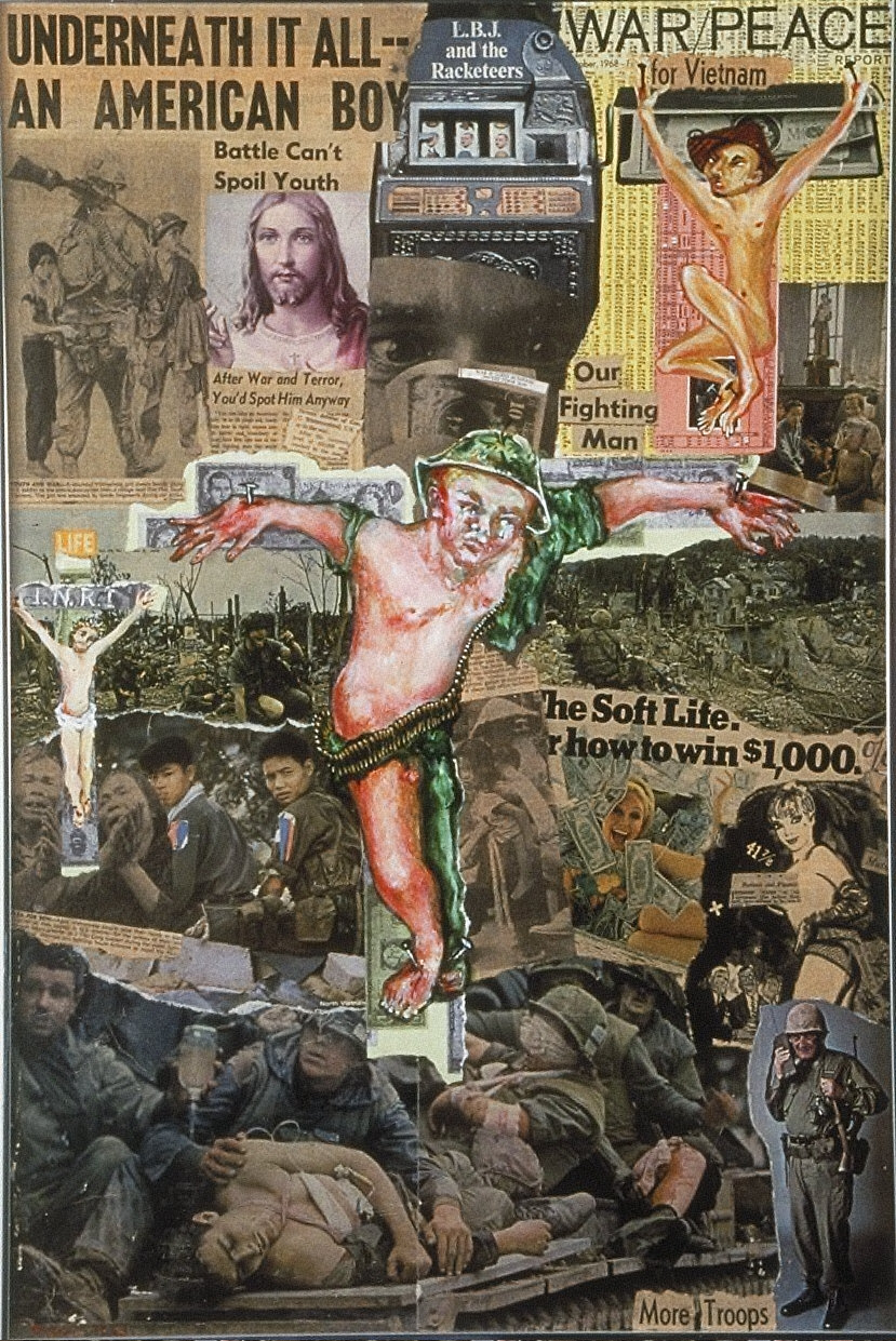 Vietnam Crucifixion II