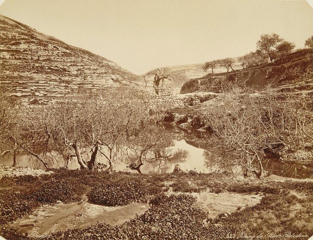 Etung de Liloe, Palestine