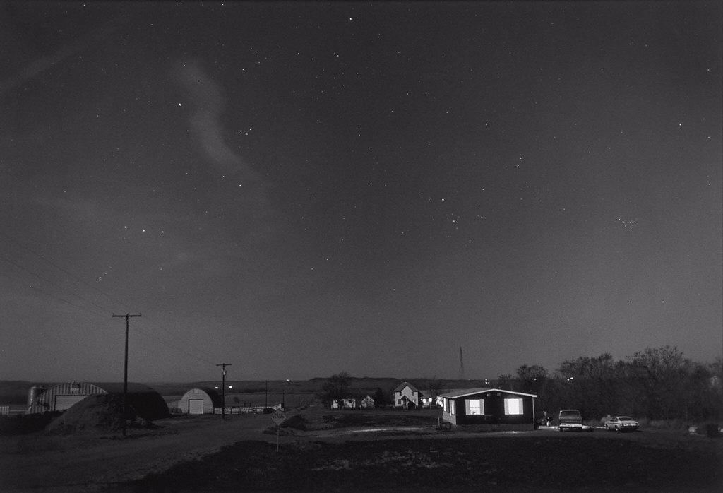 Night Sky Near Bismarck, North Dakota