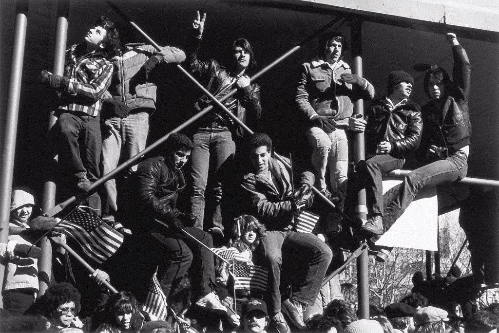 Freed American Hostage Tickertape Parade, New York City