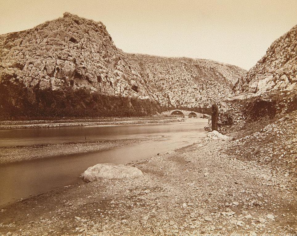 Le pont au fleuve du chien, Syrie