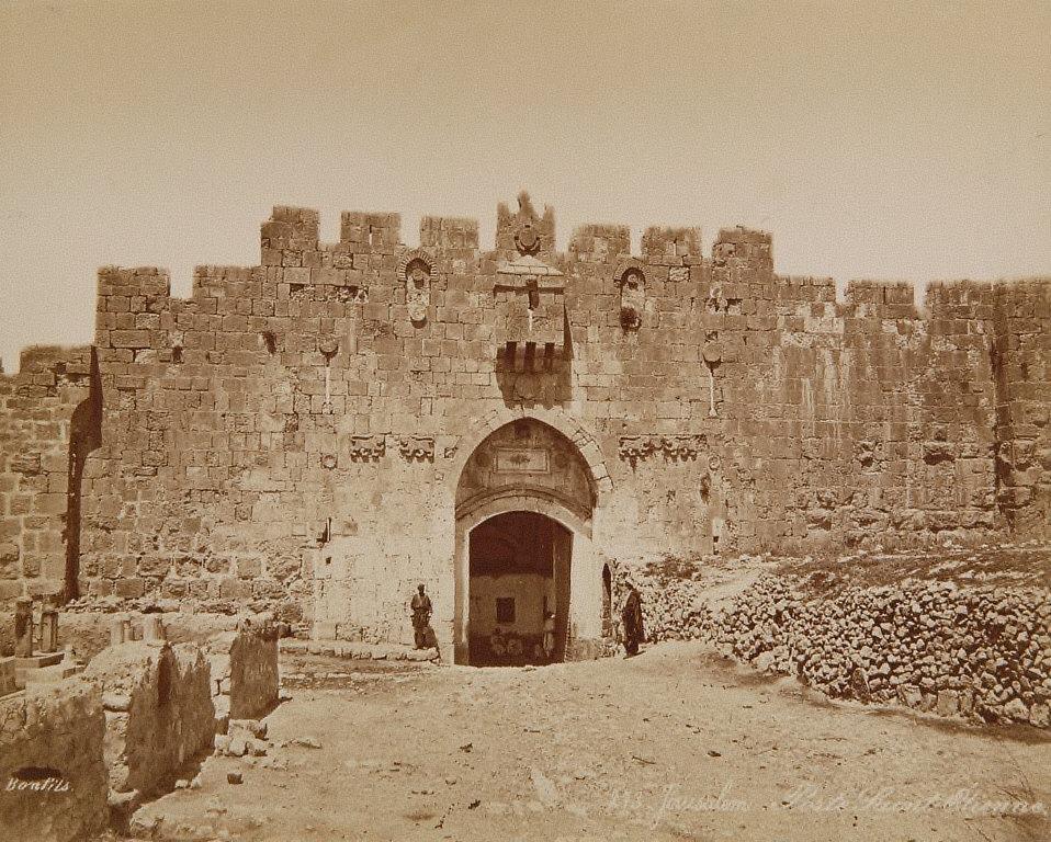 Porte Saint-Etienné, Jerusalem
