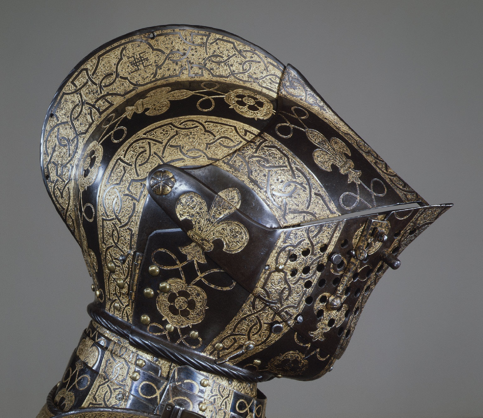 Armor of George Clifford, Third Earl of Cumberland