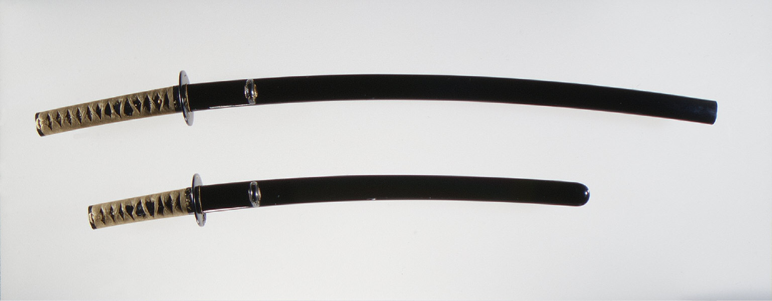 Blades and Moutings for a Pair of Swords(Daisho)