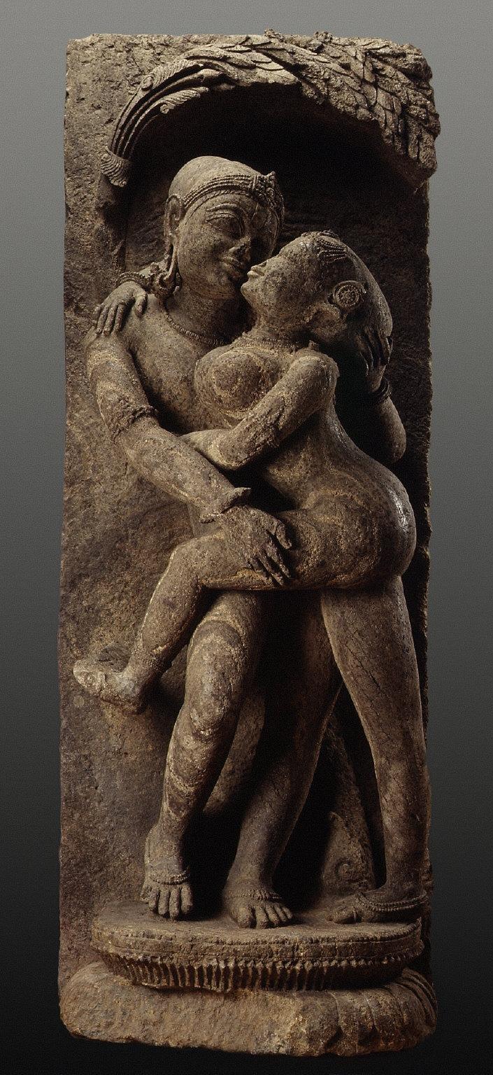 Loving couple (mithuna)