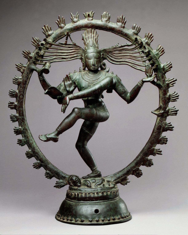 Shiva as Lord of Dance (Nataraja)