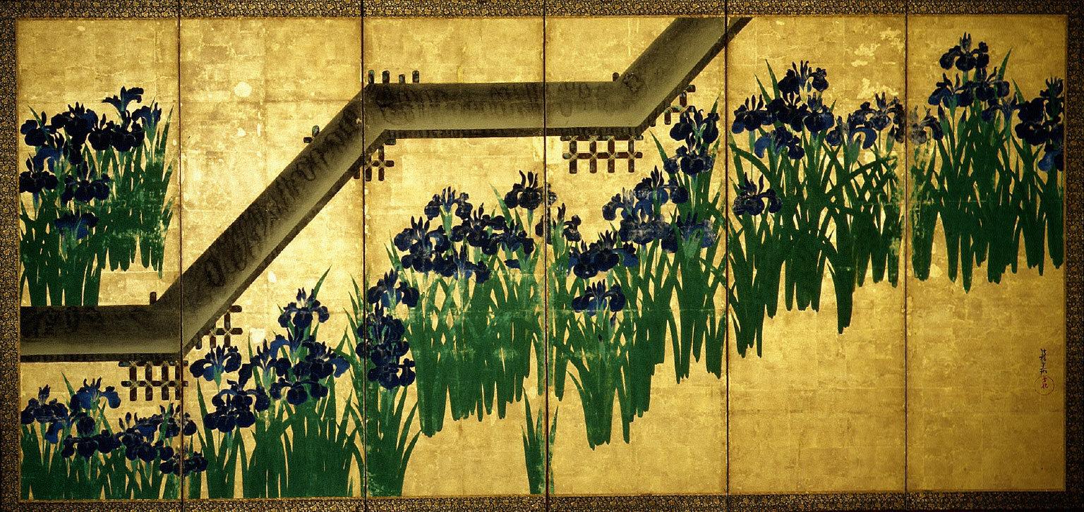 Eight-Planked Bridge (Yatsuhashi)