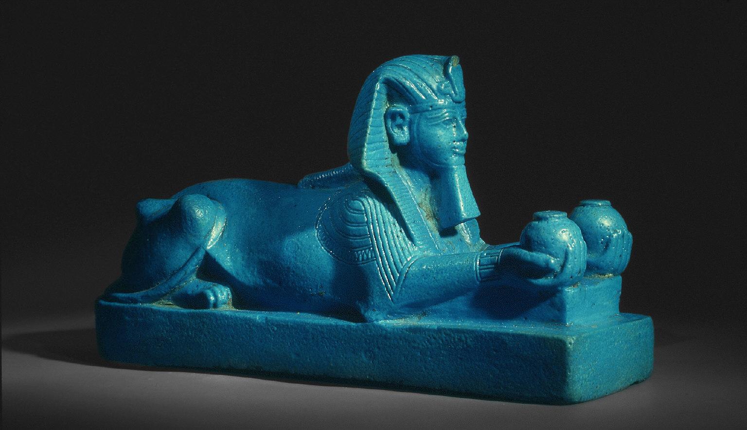 Sphinx of Amenhotep III