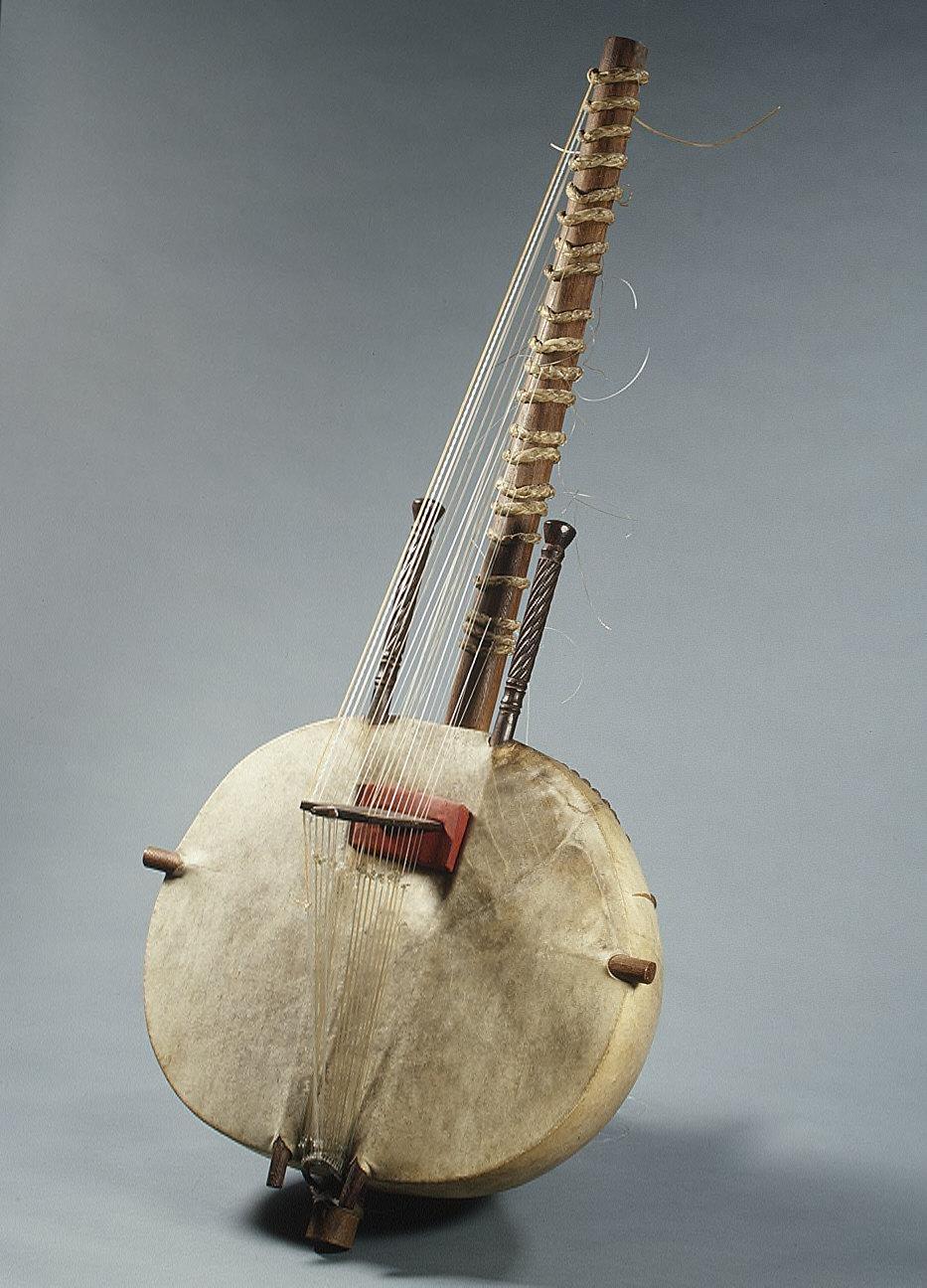 Kora (Harp-Lute)