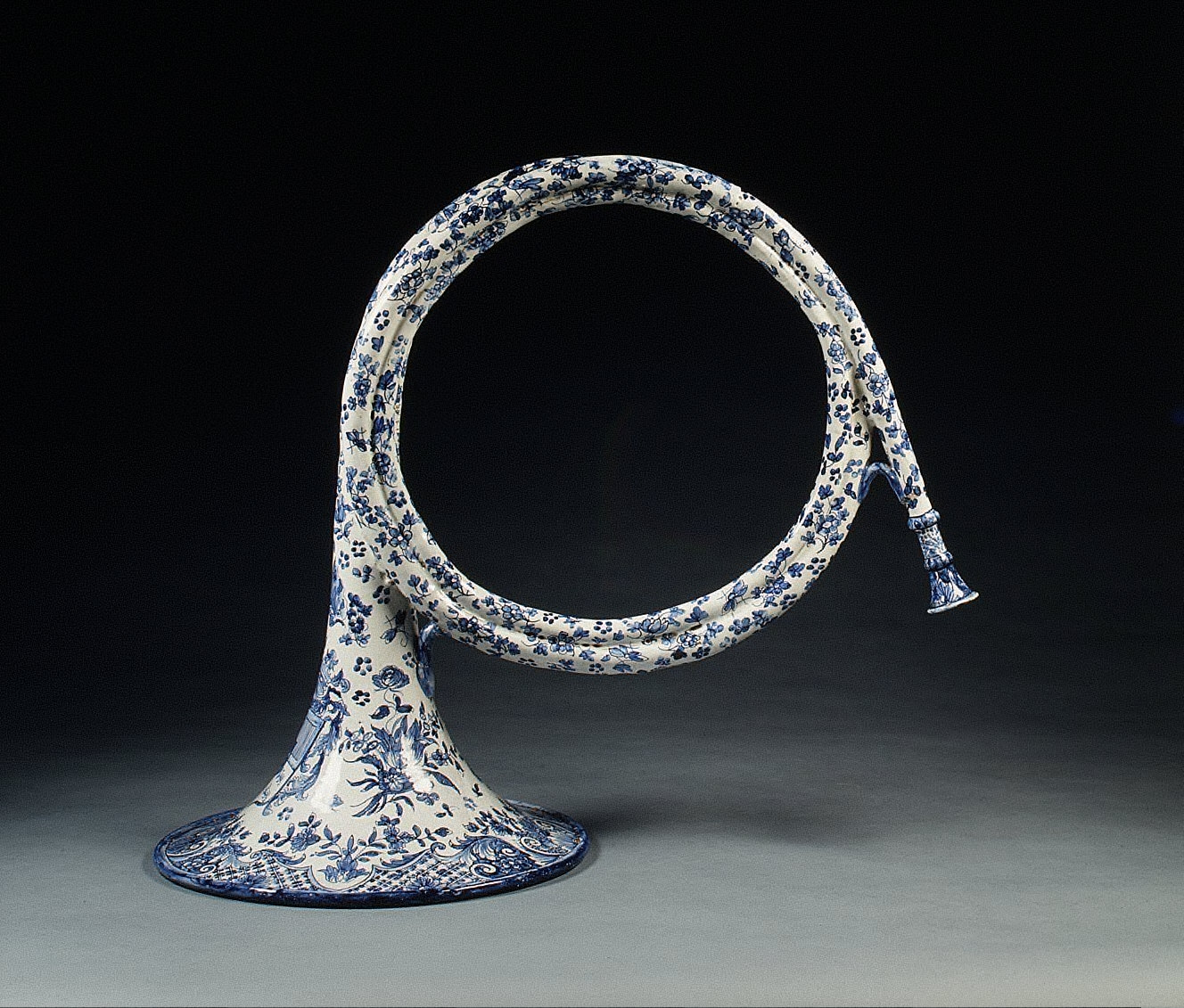 Ceramic Horn