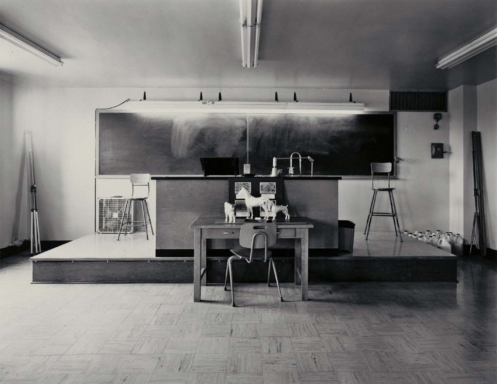 Veterinary Classroom, Kemptville Agriculture College, Kemptville