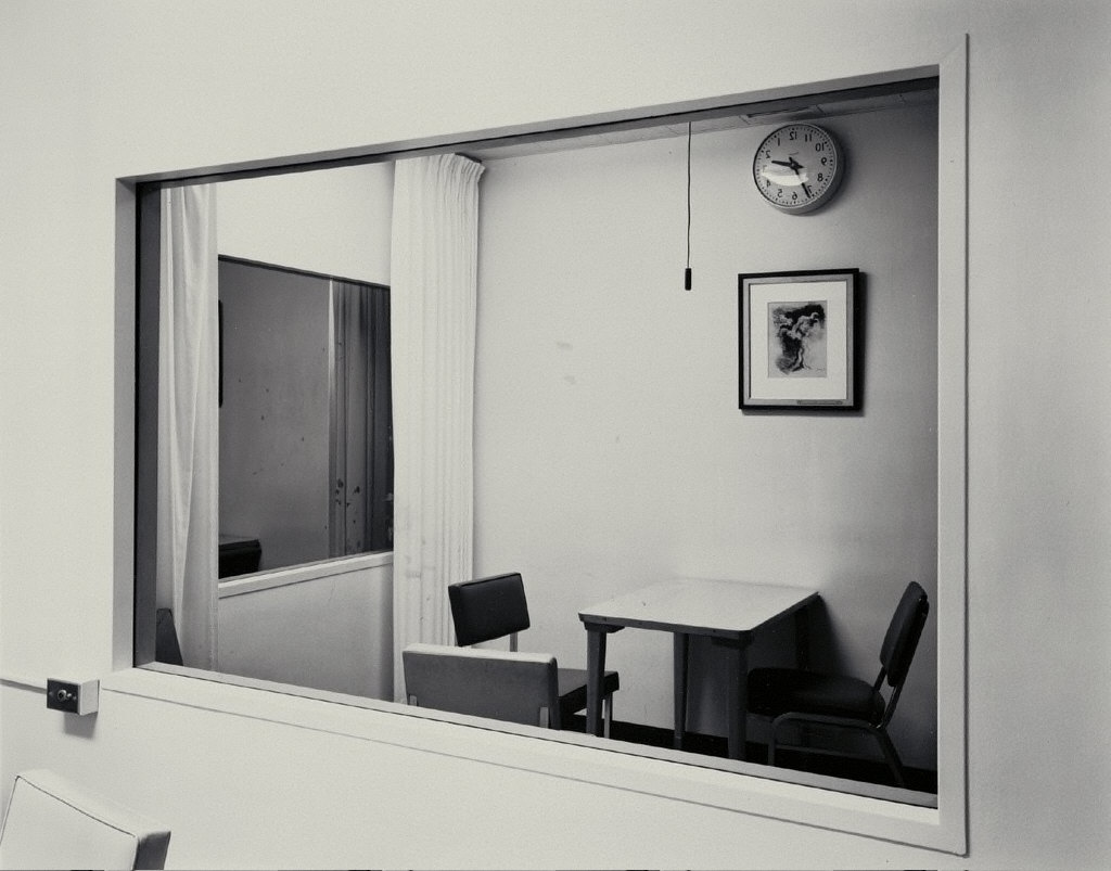 Therapy Room with One-way Window, State University of New York, Potsdam