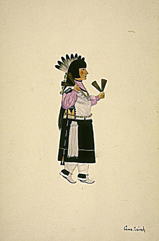 Acoma War Dancer