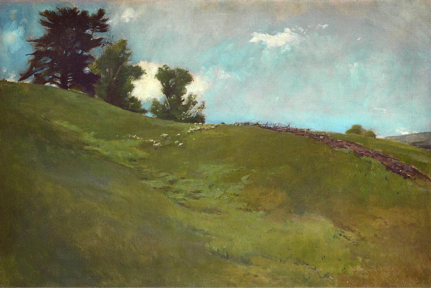 Landscape, Cornish, N.H.