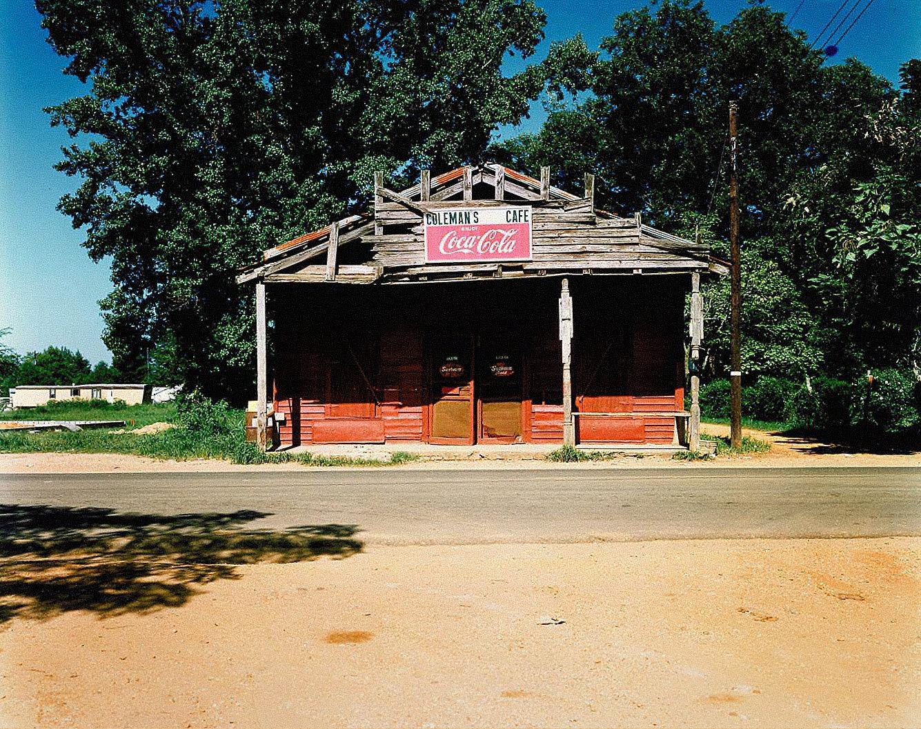 Coleman's Cafe--Greensboro, Alabama