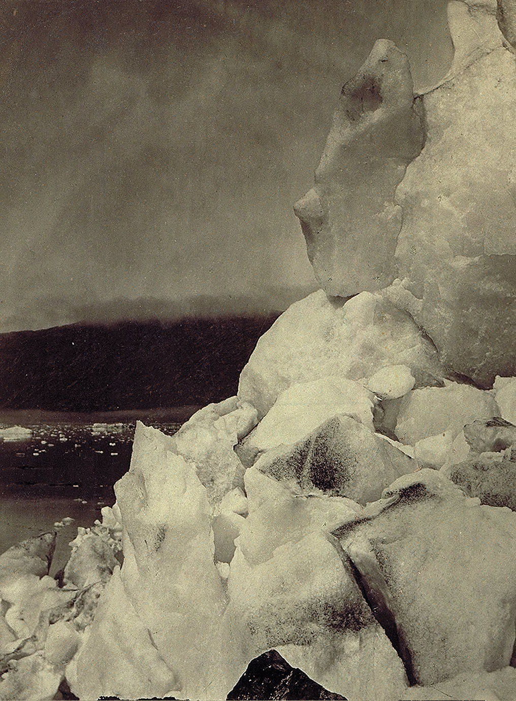 Arctic Regions: Page 34, No. 41, Enlarged View of No. 33