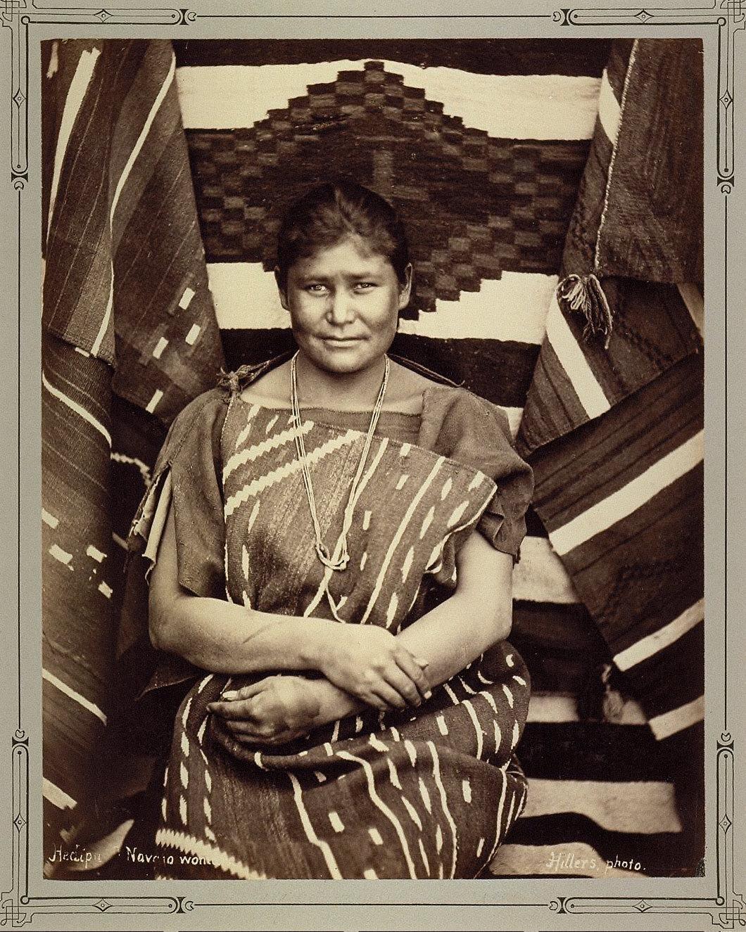 Hedipa, a Navajo Woman