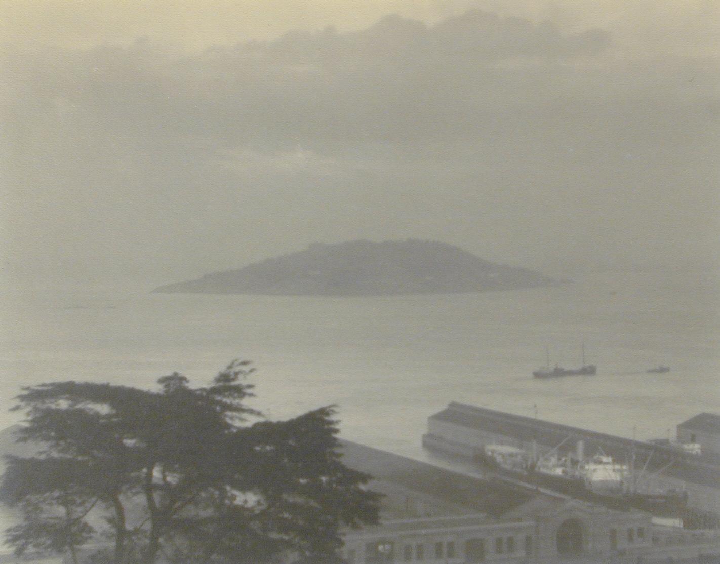 View of Treasure Island