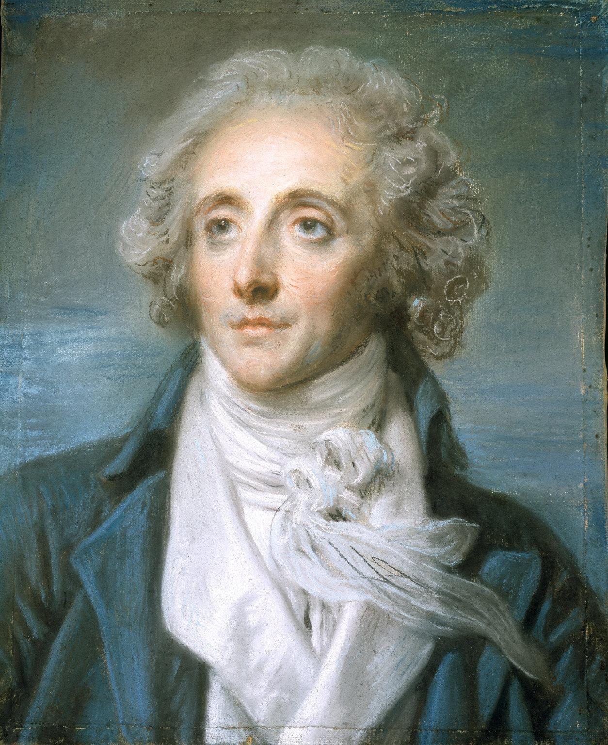 Portrait of Monsieur Baptiste Aîné