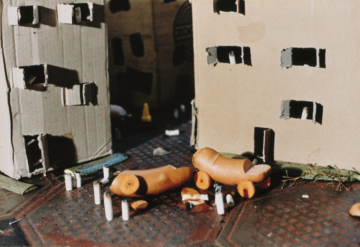 The Accident from Wurst Series