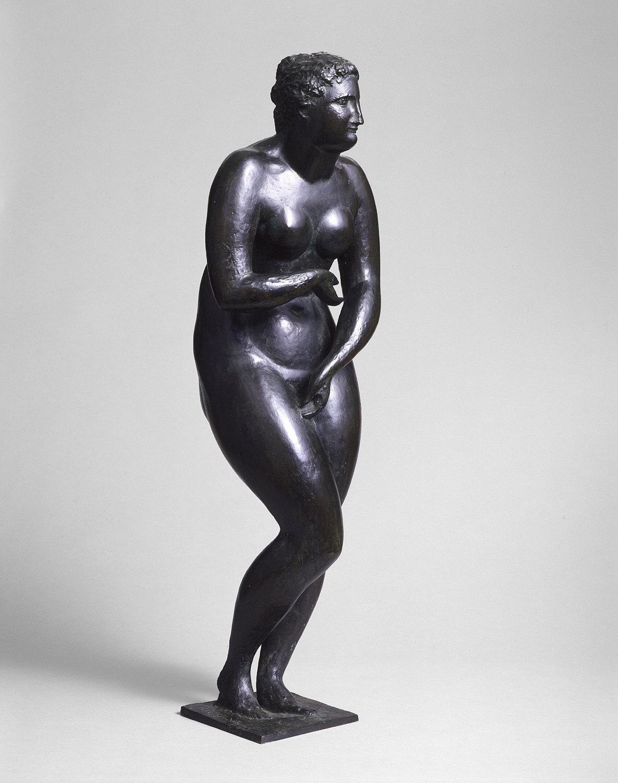 Standing Female Figure (Gertrude Stein)