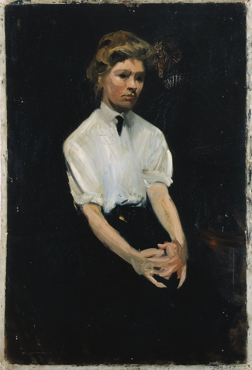 (Portrait of Hettie Duryea Meade)